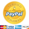 Pay With Paypal Verified Secure Payments